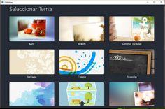 Cofeshow es un software gratuito, para Windows y Mac, con el que podemos crear hermosas presentaciones en vídeo a partir de imágenes, textos y audio.