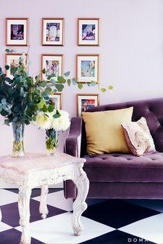 Alwinton Corner Sofa Handmade Fabric Wood living rooms Wooden