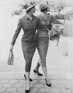 Ladies Vintage suiting