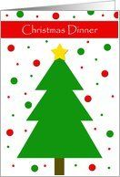 Christmas Dinner Invitation -- Christmas Tree Card by Greeting Card Universe. $3.00. 5 x 7 inch premium quality folded paper greeting card. Christmas Holiday Party invitations & photo Christmas Holiday Party invitations from Greeting Card Universe will help make your event special. We will mail the invitations to you or direct to your loved ones. Turn to Greeting Card Universe for all your Christmas Holiday Party invitation needs. This paper card includes the following themes: K... Christmas Dinner Invitation, Holiday Party Invitations, Dinner Invitations, Christmas Tree Cards, Christmas Photos, Christmas Holidays, Holiday Parties, First Love, Universe