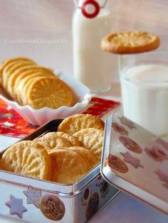 Az otthon ízei: Narancsos keksz