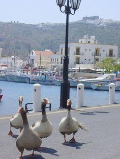 Patmos Island , Greece