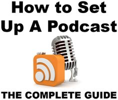 Guides like this one can be a great resource in a learning commons.  If our spaces are to be filled with current technology and the things students need, we must be able to help them along the way!  The Complete Guide on how to Set Up a Podcast.