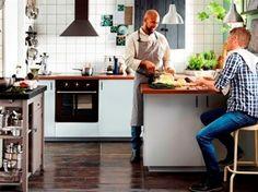CATÁLOGO IKEA 2016 - A COZINHA E MOMENTOS FAMILIARES