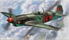 Як-9Т Дважды Героя Советского Союза Ивана Степаненко,4 Краснознаменный иап,1944-1945 годы.