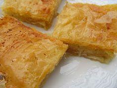 MALZEMELER:   20 adet baklavalık yufka  100 gr tereyağ  yarım çay bardağı sıvıyağ   Keki için,  4 yumurta  3 yemek kaşığı şeker  4 yeme...