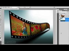 Digital cameras may have changed the face of Photography forever, but film still has a place in a hearts.     In this video Photoshop expert, Gavin Hoey http://www.gavtrain.com walks you through the steps you need to make a film strip from scratch and give it a 3D twist.