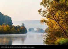 Foto 'Farbenpracht am Fluß' von 'derProjektor'