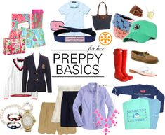 preppy perfection :)