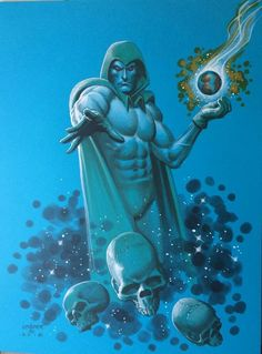 The Spectre by Joseph Michael Linsner, in Mike (aka Off White) White's Joseph Michael Linsner Comic Art Gallery Room Dc Comics Heroes, Dc Comics Characters, Dc Comics Art, Marvel Heroes, Marvel Vs, Comic Book Covers, Comic Books Art, Comic Art, Supernatural Comic