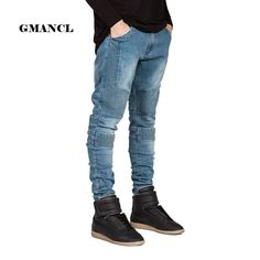 Skinny Biker Jeans, Slim Jeans, Moto Jeans, Cargo Jeans, Denim Jogger Pants, Elastic Jeans, Black Jeans Men, Jeans Material, Best Jeans
