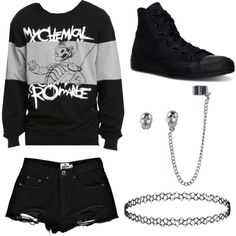 EMO FASHION – Acclaim Fashion You are in the right place about Back To School Outfit grunge Here we offer you the most beautiful pictures about the Back To School Outfit highschool you are Grunge Outfits, Cute Emo Outfits, Scene Outfits, Gothic Outfits, Edgy Outfits, Girl Outfits, Hot Topic Outfits, Skater Outfits, Disney Outfits