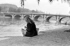 """"""" """" Ile de la Cité, Paris 1975 by Peter Turnley """" """""""
