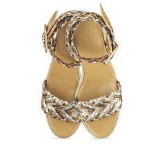 Letní pantoflíčky