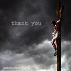 Can never thank Him enough.
