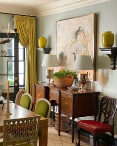 Dining Room Inspiration, Home Decor Inspiration, Matthew Carter, Traditional Dining Rooms, Interior Design Boards, Decoration, Room Decor, House Styles, Dinner Parties