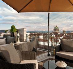 Schweizerhof SKY Terrace