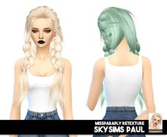 Miss Paraply: Skysims Paul: solids • Sims 4 Downloads