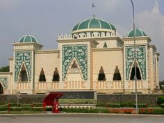 Altawbeh Mosque, Indonesia