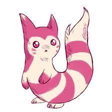 furret shiny Popular Pokemon, Cute Pikachu, Digimon, Wonders Of The World, Tigger, Disney Characters, Fictional Characters, Kawaii, Fun