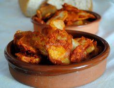 Asopaipas. Recetas de Cocina Casera                                                               .: Papas con Majaillo