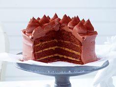 Unser beliebtes Rezept für Schokoladen-Karamell-Torte mit Ganache und mehr als 55.000 weitere kostenlose Rezepte auf LECKER.de.