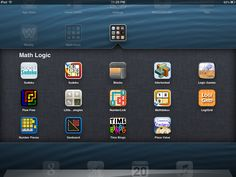 Free logic and math apps for 2nd grade!  (some are trial versions, but still great)