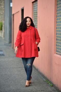 Red Coat, Leopard Flats