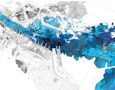 Liopetri Fishing Harbour | Draftworks #planos #emplazamiento