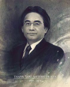 Satoru Iwata by Eternal Legend