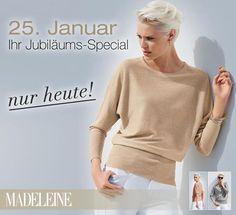 Madeleine Schweiz Foto. Graphic Sweatshirt, Pullover, News, Sweatshirts, Sweaters, Fashion, Madeleine, Switzerland, Moda