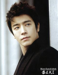 BLUE EYED K-POP IDOLS:   Lee Donghae - Super Junior