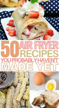 Air Fryer Oven Recipes, Air Frier Recipes, Air Fryer Dinner Recipes, Air Fryer Cooking Times, Cooks Air Fryer, Air Fried Food, Air Fryer Healthy, Food To Make, Food And Drink