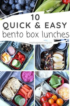 10 Gluten Free Bento Box Lunch Ideas for School, Work or On the Go Need help figuring out what to pack in your kid's lunches for school? Here are 10 sandwich free bento box lunch ideas that your kids will enjoy! Every recipe is naturally gluten free, too! Healthy School Lunches, Healthy Meals For Kids, Good Healthy Recipes, Kids Meals, Easy Meals, Paleo Recipes, Delicious Recipes, Bento Box Lunch For Adults, Lunch Box