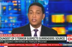 CNN's Don Lemon displays stunning tone-deafness, asks Muslim human rights lawyer if he supports ISIS