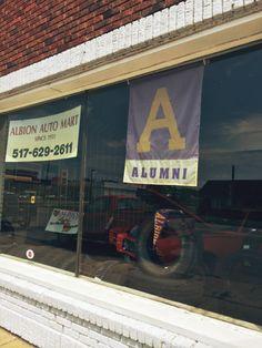 Albion Auto Mart