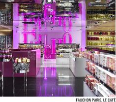 Fauchon, una pastelería de lujo en París | DolceCity.com