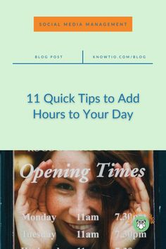 There are hours of the day when you feel less productive because of different possible reasons. It is important to use even those hours and get done with menial and more manageable tasks. #CTA Click on the link to read more. #knowtio #knowtio411 #socialmediablogger #remotebookkeepping #socialmediamanager #contentcreation #blogmanagement #blogwriting #seo #digitalmarketing #blogpost