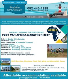 #AgriMegaWeek #VoetVanAfrika #RunningEventsWC #RunnersWC #CyclingSA