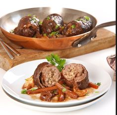 Beef olives