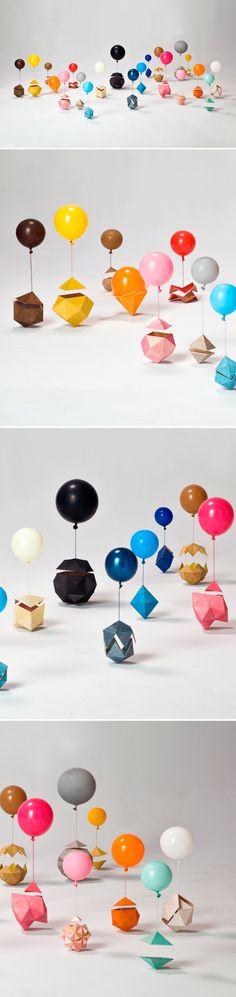 Australian artist Amy Joy Watson creates the most beautiful sculptures… beautiful sculptures with balloons