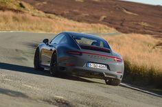 2017 Porsche 911 Carrera 4 GTS PDK