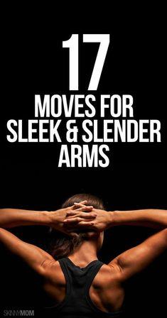 17 Moves for Sleek, Slender Arms: