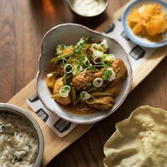 Celebrated chef, food personality and owner of multiple restaurants, Bertus Basson has released his second cookbook. Basson, New Cookbooks, Chicken Curry, Make It Yourself, Meat, Ethnic Recipes, How To Make, Curries, Food