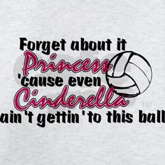 Volleyball Princess Light T-Shirt - Funny Volleyball Shirts - Ideas of Funny Volleyball Shirts - Got a Volleyball Princess in the family? She'll love this T-Shirt. Funny Volleyball Shirts, Volleyball Posters, Volleyball Outfits, Volleyball Mom, Volleyball Chants, Volleyball Signs, Volleyball Motivation, Cheer Posters, Coaching Volleyball
