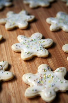 These low-calorie, dairy-free sugar cookies taste as good as the original, and one cookie (before decorating) is only 52 calories.