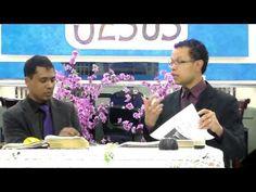Pastores e Diáconos - EBD de Cara a Cara - EBDWeb