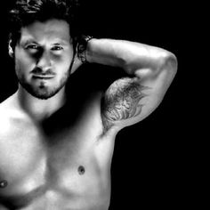 Val Chmerkovskiy from Dancing With The Stars. Yes please! :)