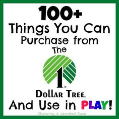 Sensory Starter Kit for under $20 from the Dollar Tree   FUN AT HOME WITH KIDS