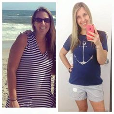 """""""Celebrating my 6 month Trimaversary! 32lbs lost and at my goal weight!! So thankful for Trim Healthy Mamma!"""" - Ivy E. www.TrimHealthyMama.com"""